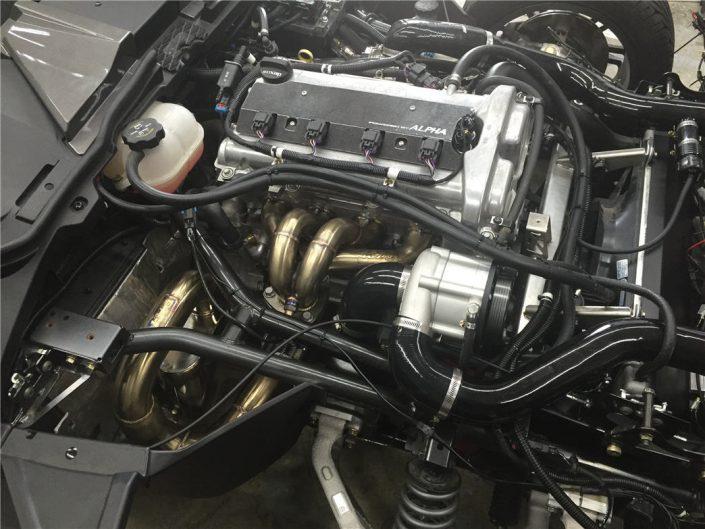 Polaris Slingshot Engine Modification on Long Island